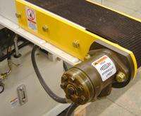 гидромотор ленточно-делительного станка