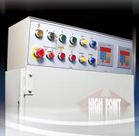 цифровой пульт ленточно-делительного станка HP-66