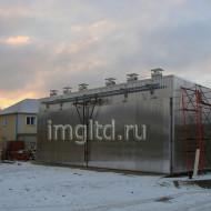 камеры для сушки пиломатериала в Белгороде