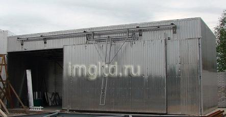 камеры для сушки пиломатериала, Владимирская область