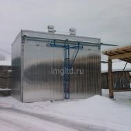 сушильные камеры, древесины, в Нижегородской области, собственного производства