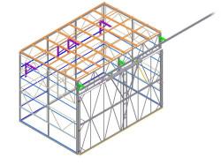 схема корпуса