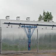 сушильные камеры собственного производства, камеры для сушки древесины в Череповце