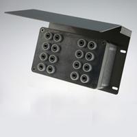 бокс с датчиками для контроллера сушильной камеры древесины