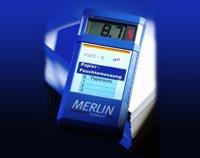 влагомер для измерения влажности бумаги, влагомер merlin