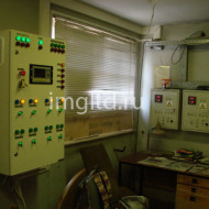 шкаф управления с автоматикой для сушильной камеры