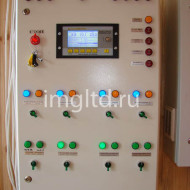 шкаф управления с системой автоматики Delphi