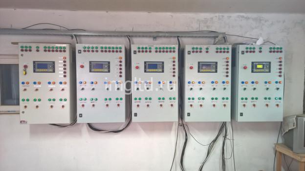 шкаф управления для сушильной камеры, контроллер delphi