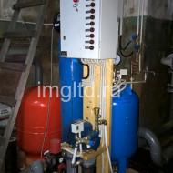 насосная станция для системы увлажнения сушильных камер древесины