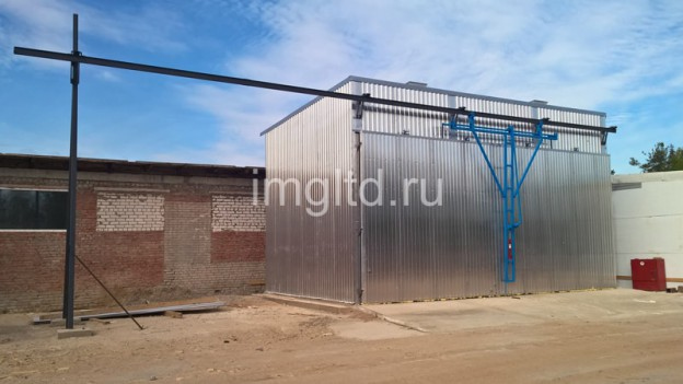 Сушильная камера конвективного типа в Вологодской области