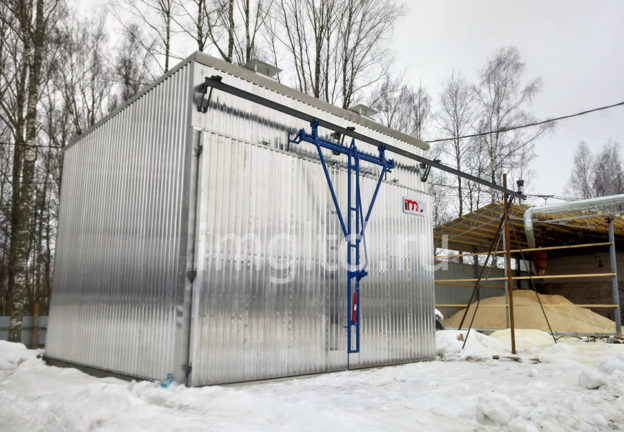сушильная камера новгородская область